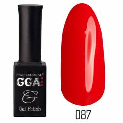 Гель-лак GGA Professional 10 мл. №087