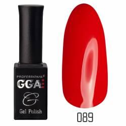 Гель-лак GGA Professional 10 мл. №089