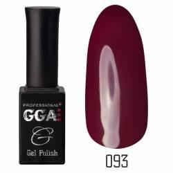 Гель-лак GGA Professional 10 мл. №093