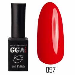 Гель-лак GGA Professional 10 мл. №097