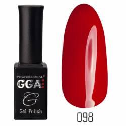 Гель-лак GGA Professional 10 мл. №098