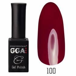 Гель-лак GGA Professional 10 мл. №100