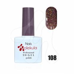 Гель-лак Nails Molekula 11 мл. №108