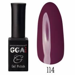 Гель-лак GGA Professional 10 мл. №114
