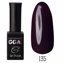 Гель-лак GGA Professional 10 мл. №135