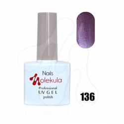 Гель-лак Nails Molekula 11 мл. №136