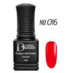 Гель-лак BD Nail Rubber Gel Polish №016