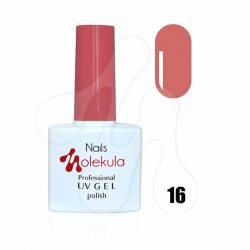 Гель-лак Nails Molekula 11 мл. №16