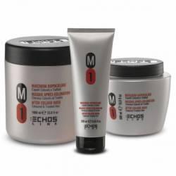 Маска М1 для окрашенных и повреждённых волос Echosline 500 ml