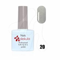 Гель-лак Nails Molekula 11 мл. №20