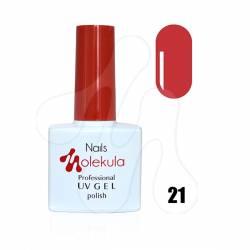 Гель-лак Nails Molekula 11 мл. №21