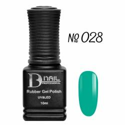 Гель-лак BD Nail Rubber Gel Polish №028