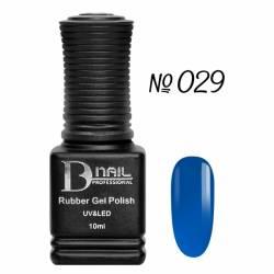 Гель-лак BD Nail Rubber Gel Polish №029