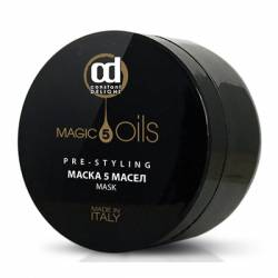 Маска 5 Magic Oils для всех типов волос 500 ml