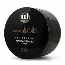 Маска 5 Magic Oils для всіх типів волосся 500 ml