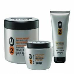 Маска М2 для сухих и вьющихся волос Echosline 500 ml