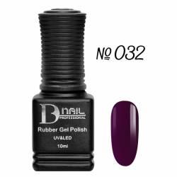 Гель-лак BD Nail Rubber Gel Polish №032