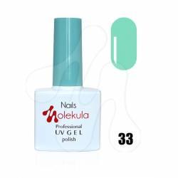 Гель-лак Nails Molekula 11 мл. №33