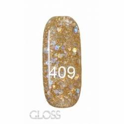 Гель-лак Gloss 15 мл. №409