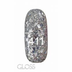 Гель-лак Gloss 15 мл. №411