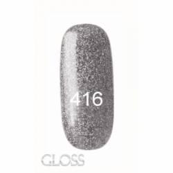 Гель-лак Gloss 15 мл. №416