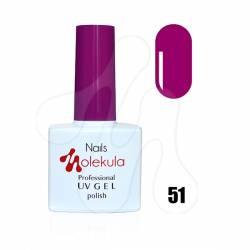 Гель-лак Nails Molekula 11 мл. №51