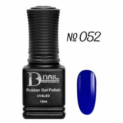 Гель-лак BD Nail Rubber Gel Polish №052