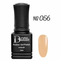 Гель-лак BD Nail Rubber Gel Polish №056