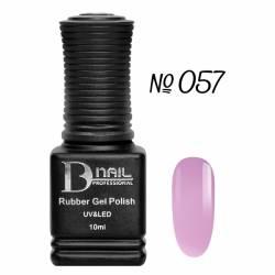 Гель-лак BD Nail Rubber Gel Polish №057