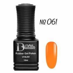 Гель-лак BD Nail Rubber Gel Polish №061