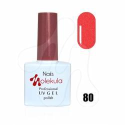 Гель-лак Nails Molekula 11 мл. №80