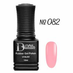 Гель-лак BD Nail Rubber Gel Polish №082