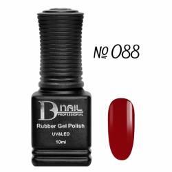 Гель-лак BD Nail Rubber Gel Polish №088