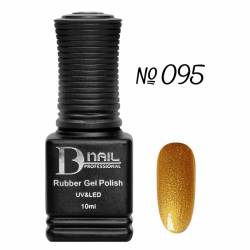 Гель-лак BD Nail Rubber Gel Polish №095