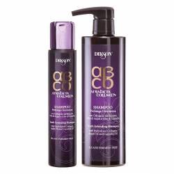 Восстанавливающий шампунь для всех типов волос с коллагеном Dikson ARGABETA Collagen shampoo 250 ml