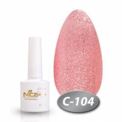 Гель-лак Nice for You Cool 8.5 мл. №C104