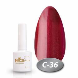 Гель-лак Nice for You Cool 8.5 мл. №С36