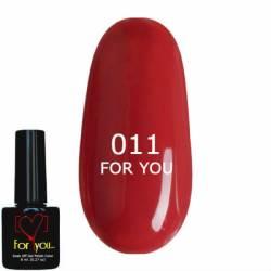 Гель-лак For You 8 мл. №0011