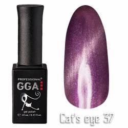 Гель-лак GGA Professional Кошачий Глаз 10 мл №37