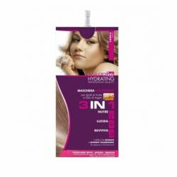 Тонирующая маска 3 в 1 ING Professional Color-ING Coloring Mask Triple Function, Кофе 25 ml
