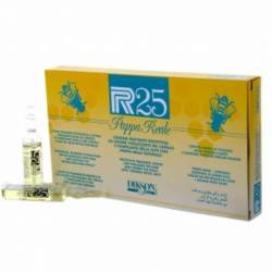 Dikson PR25 РАРР REALE Лосьйон для волосся і шкіри голови. Захисний і тонізуючий ефект бджолиного молочка (тонкі, схильні до випадання волосся, профілактика лупи і себореї) 10 амп. х 10 мл.