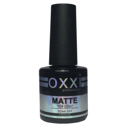 Матовое покрытие MATTE TOP COAT OXXI 8 мл.