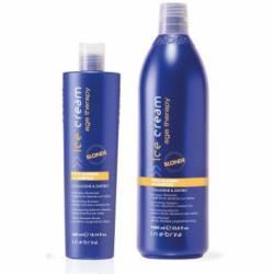 INEBRYA PRO-BLONDE SHAMPOO шампунь для осветлённых и мелированных волос 300 мл. 1000 мл.