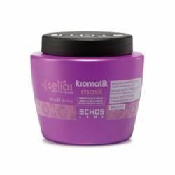 Маска для окрашенных волос Echosline Seliar Kromatik 500 ml