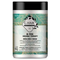 Органический холодный ботокс для волос Inoar G-Hair B-Tox Organic Therapy Mask 1000 ml