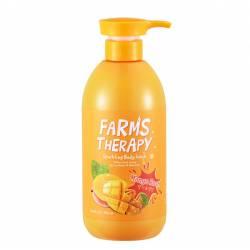 Гель для душа с экстрактом Манго Daeng Gi Meo Ri Farms Therapy Sparkling Body Wash Mango 700 ml