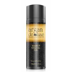 Гель для укладки волос De Luxe Argan HairUp Styling Gel 160 ml