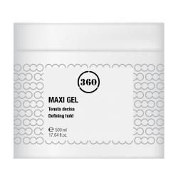 Гель для укладання волосся сильної фіксації Kaaral 360, 500 ml