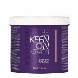 Гель для волос Интенсивный уход Keen 500 ml