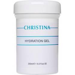 Гидрирующий (размягчающий) гель для всех типов кожи Christina Hydration Gel 250 ml